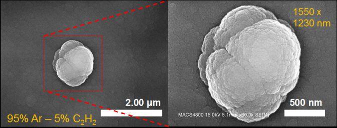 Ученым удалось воссоздать звездную пыль