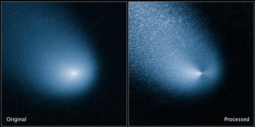 Комета C/2013 A1 Siding Spring в октябре сблизится с Марсом