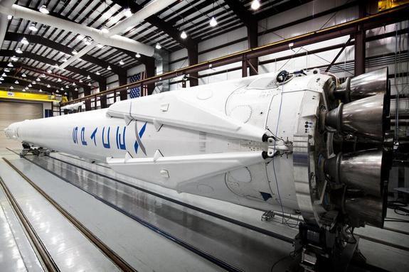 Компания SpaceX отложила запуск, запланированный на сегодняшний день