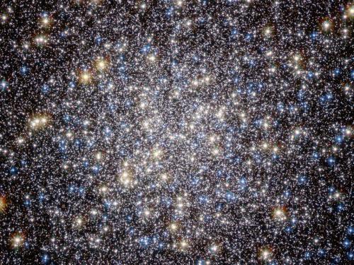 Ученые сделали неожиданное открытие о ротации шаровых звездных скоплений
