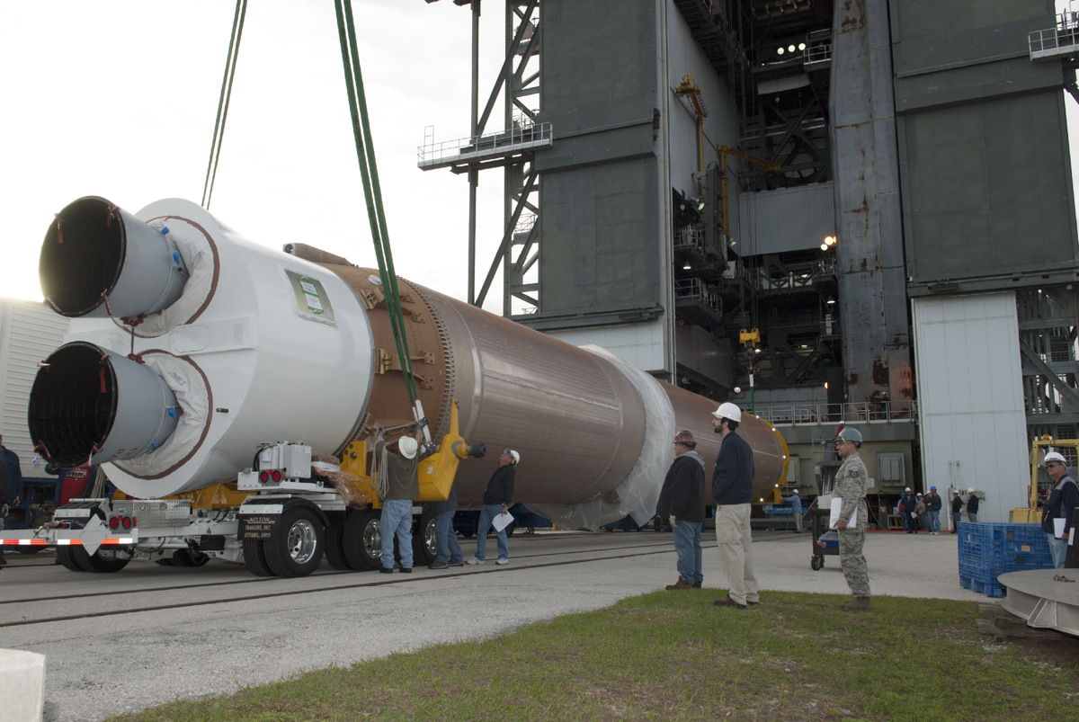 Россия собирается ограничить поставки ракетных двигателей в США