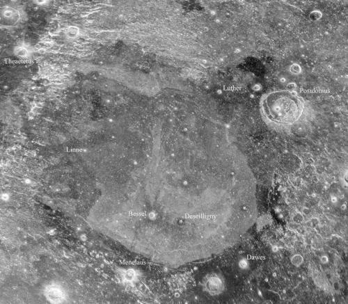 Новые снимки радара: что находится под поверхностью Луны?