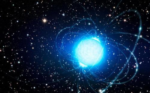 Ученые считают, что им удалось разгадать тайну формирования магнетаров