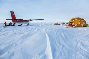 Завершилась миссия по измерению толщины морского льда в Арктике