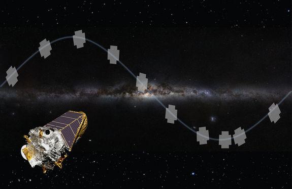 У космического телескопа Kepler появилась новая миссия
