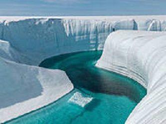 Риск таяния ледников Гренландии выше, чем считалось ранее