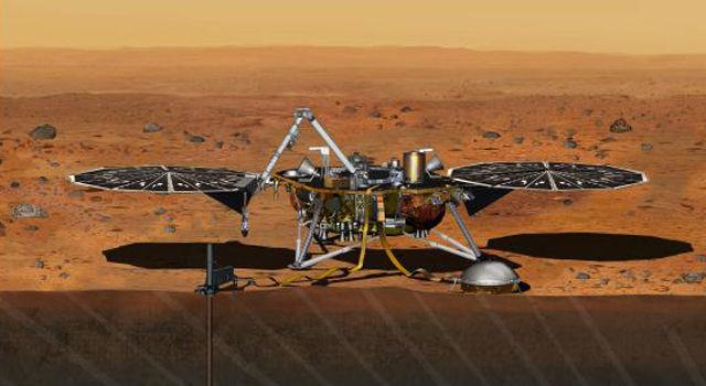 NASA готово приступить к строительству нового марсианского посадочного модуля