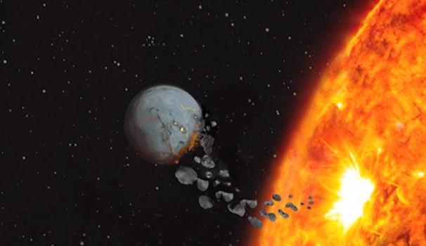 Ученые проанализировали звезды, которые пожирают планеты земного типа