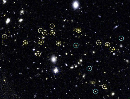 Ученые подтвердили, что скопление галактик JKCS 041 - чрезвычайно отдаленное