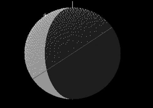 Метеорный поток Майские камелопардалиды, возможно, воздействует и на Луну
