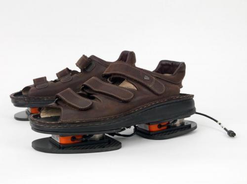 На МКС прибыли высокотехнологичные сандалии ForceShoe