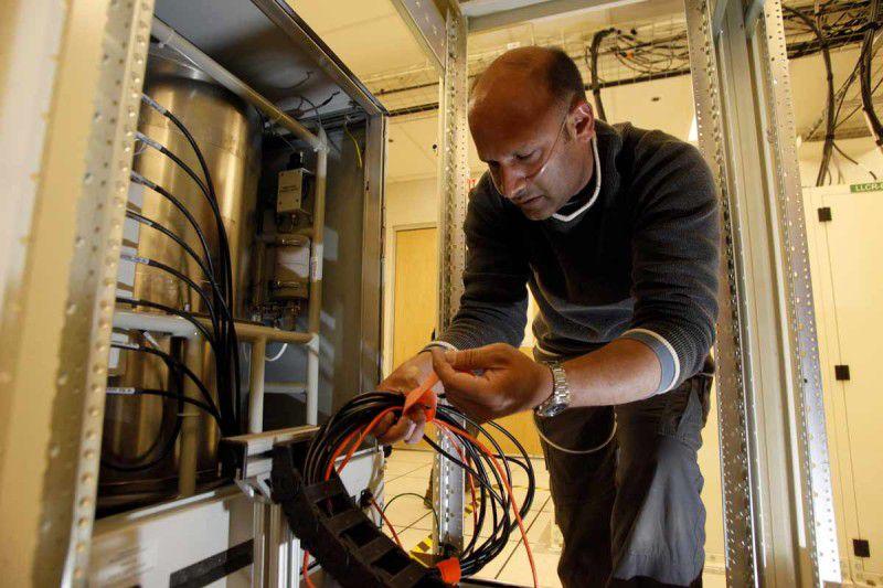 Атакамская Большая Решетка получила новый сверхточный эталонный генератор частот