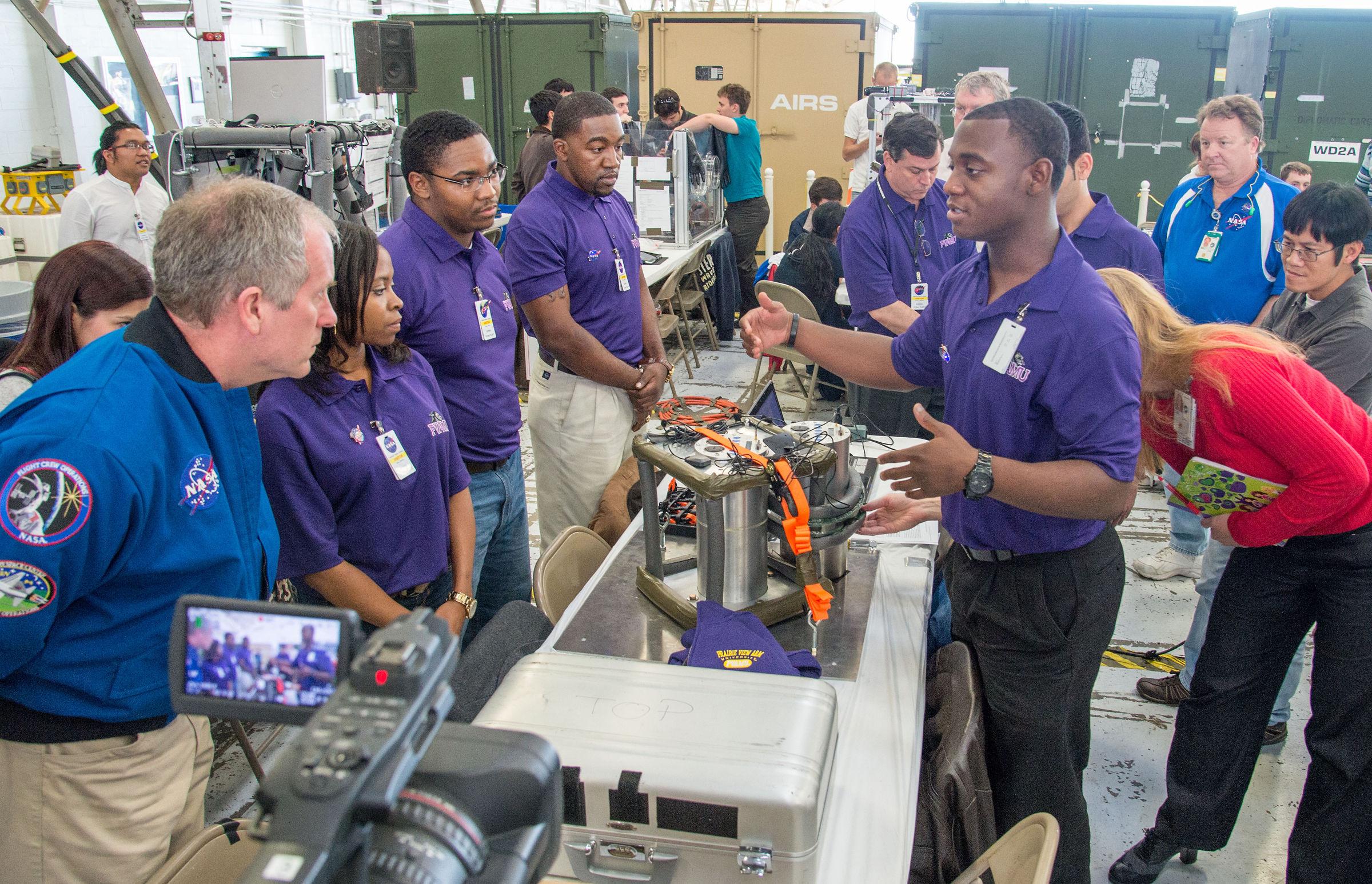 NASA выбрало 13 студенческих команд для участия в проекте MUREP 2014