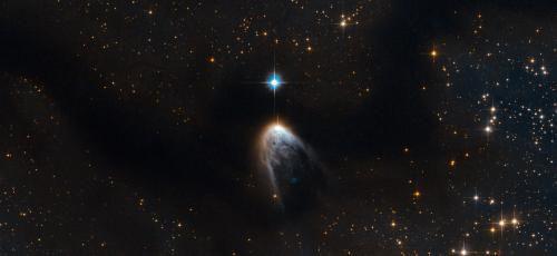 IRAS 14568-6304 - необычная
