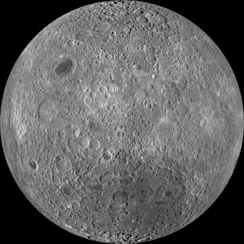 Ученые нашли разгадку «темной стороны» Луны
