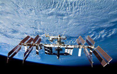 Причиной задымления на МКС стал водонагреватель