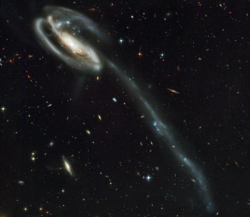 Карликовые галактики не вписываются в стандартную космологическую модель