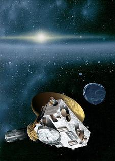 Hubble поможет в выборе дополнительного объект миссии New Horizons