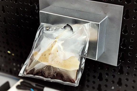 На Международной Космической Станции вскоре появится кофемашина