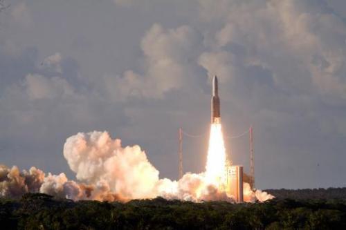Airbus и Safran заключили договор на совместное производство ракет-носителей