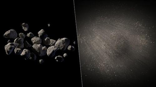 NASA сужает круг кандидатов для миссии «по поимке» астероида