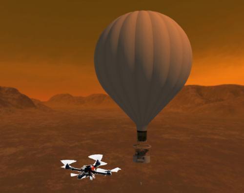 NASA видит потенциал Титана для изучения химического состава пребиотиков