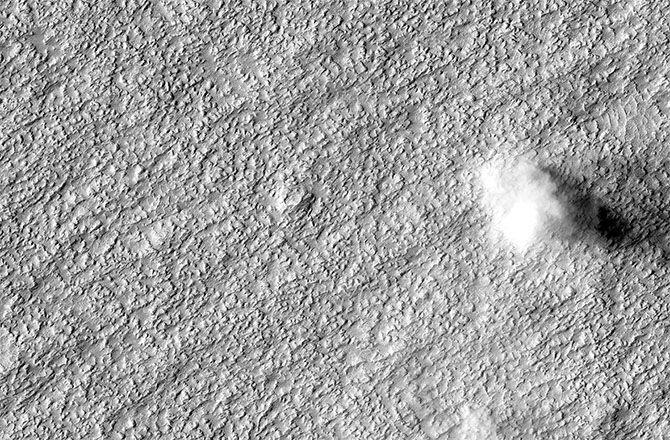 Охота на пыльных дьяволов на Марсе