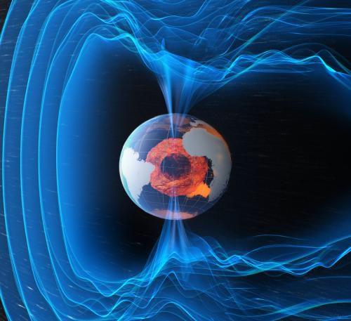 Спутники Swarm рассказывают об изменющемся магнитном поле Земли