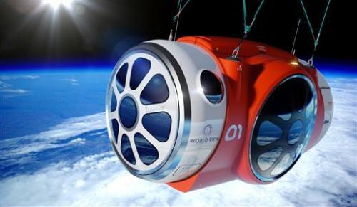 Компания World View Enterprises успешно провела первые полетные испытания