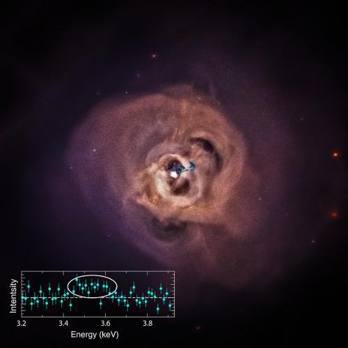 Астрономов озадачивает загадочный рентген-сигнал