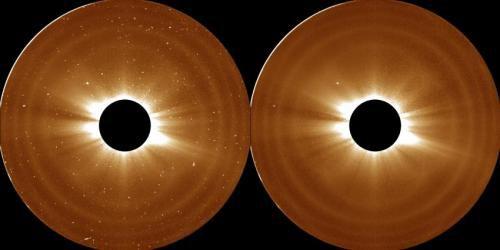 Данные STEREO показывают, что атмосфера Солнца больше, чем считалось ранее