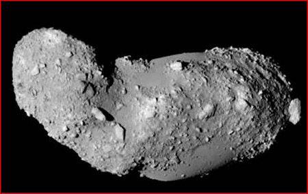 Характеристики шестиметрового околоземного объекта