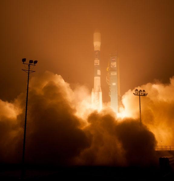 NASA совершило запуск углеродной обсерватории ОСО-2