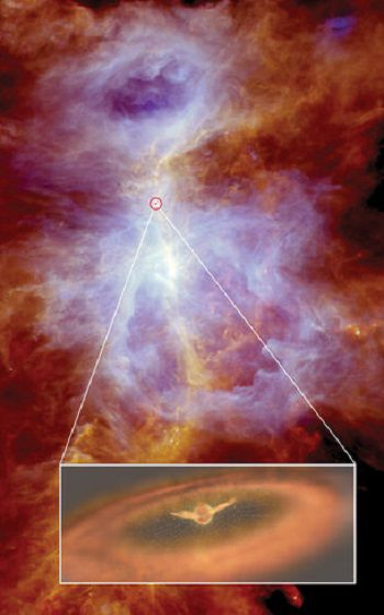 Ранняя история развития Солнца поможет найти ответ на