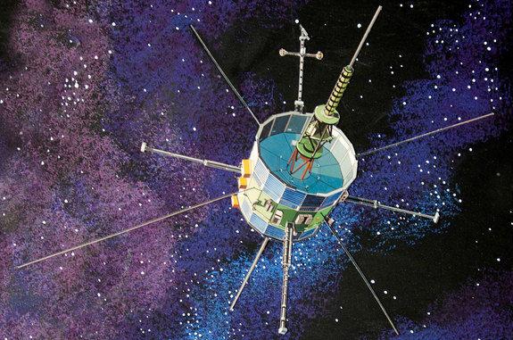 2 июля удалось включить двигатели старого космического аппарата NASA