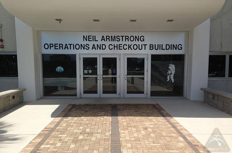 NASA переименует одно из зданий космопорта Флорида в честь Нейла Армстронга