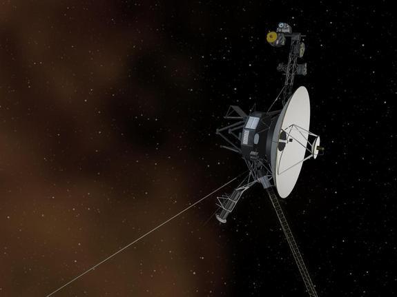 Ученые считают, что Voyager 1  вышел в межзвездное пространство