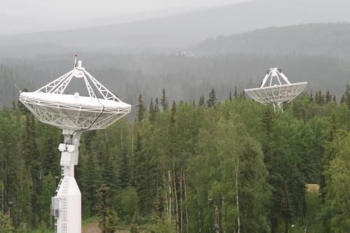 Приступила к работе новейшая антенна NASA Near Earth Network