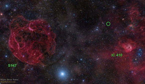 Обнаружены возможные радио-всплески из-за пределов нашей галактики