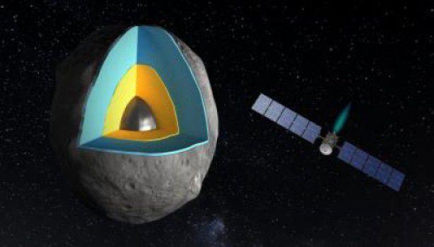 Астероид Веста заставляет пересмотреть теории образования планет