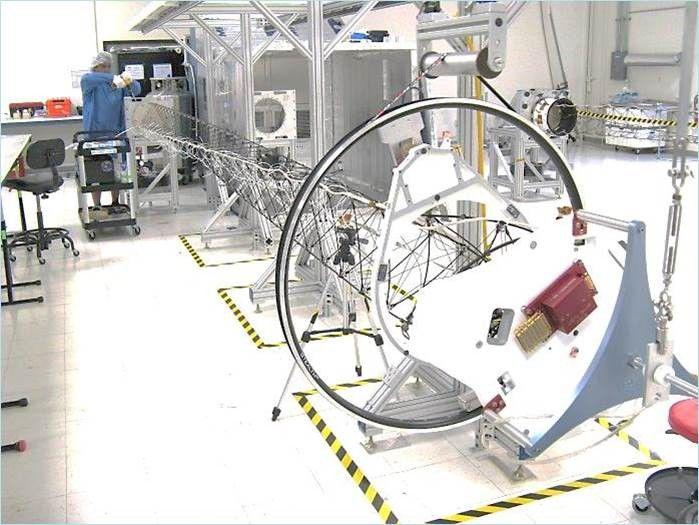 Магнитометр готов к интеграции на спутник GOES-R