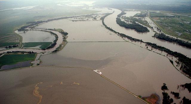 Данные спутников NASA помогают прогнозировать риск разлива рек