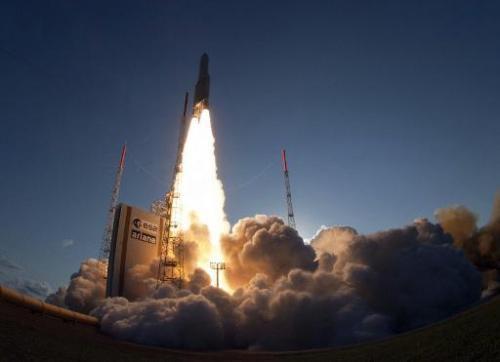 Запуск аппарата ATV отложен на несколько дней