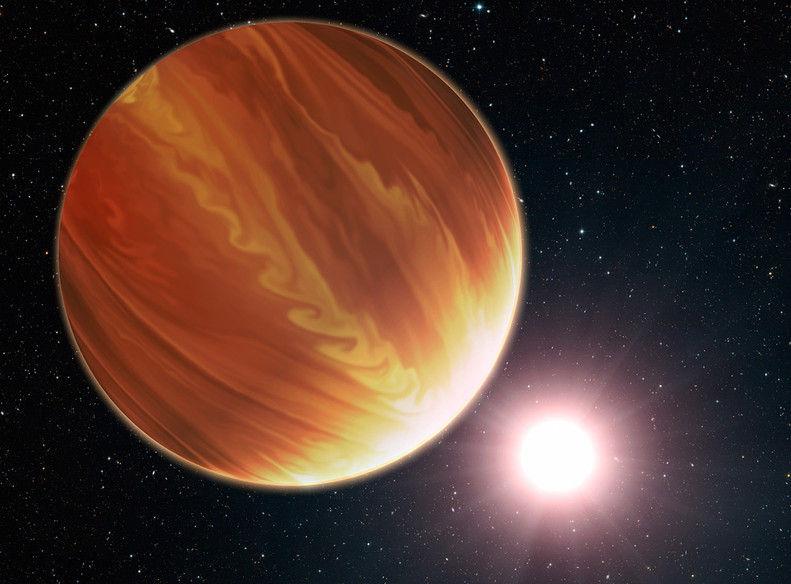 Hubble обнаружил три на удивление