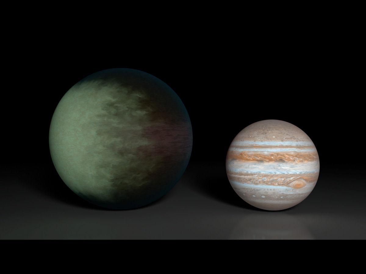Как облачность планет влияет на их пригодность для жизни