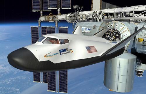 Мини-шаттл Dream Chaser успешно выполнил серию важных испытаний
