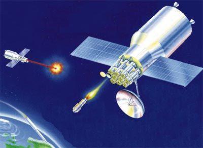 Госдеп США заявляет о том, что Китай провел испытания противоспутниковой ракеты