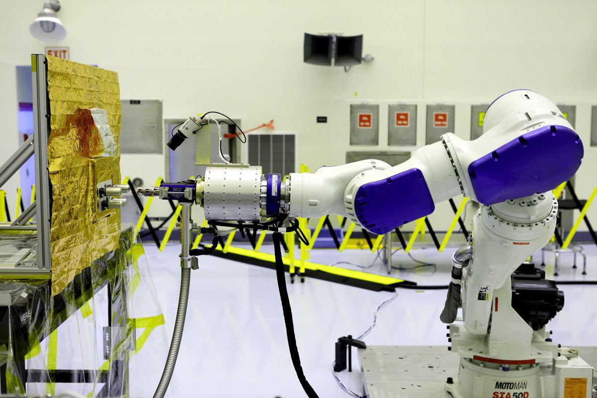 NASA работает над созданием автоматической газовой космической станции