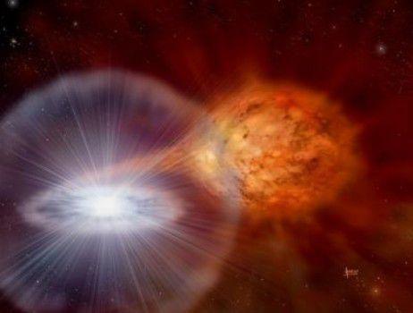 Ученые выяснили, что новые могут быть источником высокоинтенсивных гамма-лучей