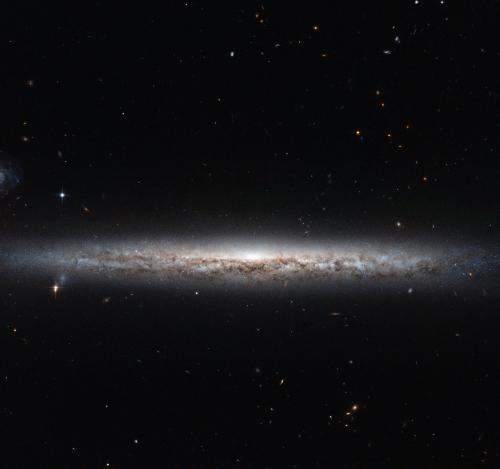 Фото: Hubble наблюдает за звездным срезом